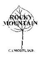 ROCKY MOUNTAIN CAMOUFLAGE