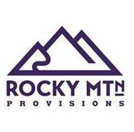 ROCKY MTN PROVISIONS