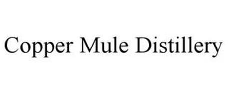 COPPER MULE DISTILLERY
