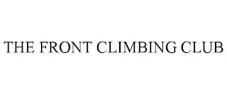 THE FRONT CLIMBING CLUB