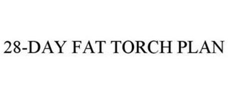 28-DAY FAT-TORCH PLAN