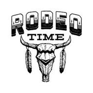 Rodeo Time Trademark Of Rodeo Time Inc Serial Number