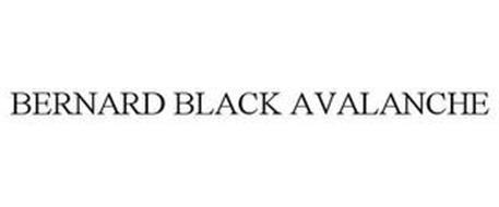 BERNARD BLACK AVALANCHE