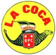 LA COCA CONSERVAS RPC