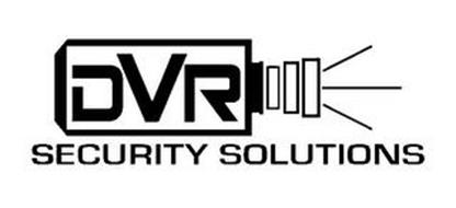 DVR SECURITY SOLUTIONS