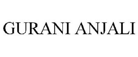 GURANI ANJALI Trademark of Rodriguez, Chandni. Serial ...