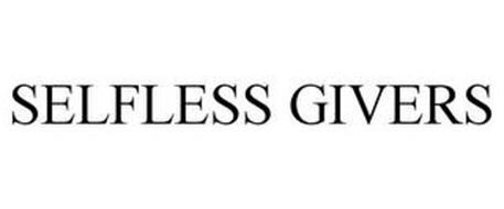 SELFLESS GIVERS