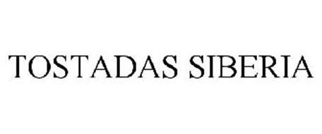 TOSTADAS SIBERIA