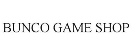 BUNCO GAME SHOP