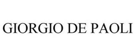 GIORGIO DE PAOLI