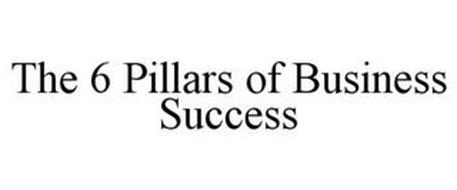 THE 6 PILLARS OF BUSINESS SUCCESS