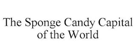 THE SPONGE CANDY CAPITAL OF THE WORLD