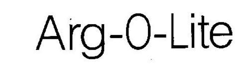 ARG-O-LITE