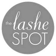 THE LASHE SPOT