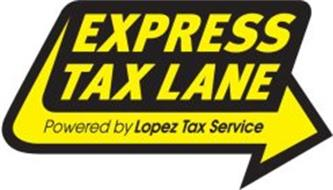 EXPRESS TAX LANE POWERED BY LOPEZ TAX SERVICE