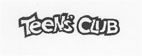 TEEN'S CLUB