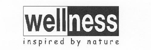 WELLNESS INSPIRED BY NATURE