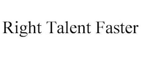 RIGHT TALENT FASTER