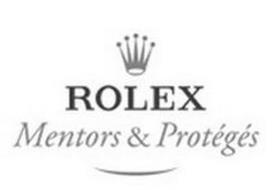 ROLEX MENTORS & PROTÉGÉS