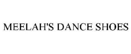 MEELAH'S DANCE SHOES