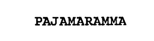 PAJAMARAMMA