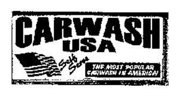 CARWASH USA SELF SERVE THE MOST POPULARCARWASH IN AMERICAN
