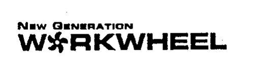 NEW GENERATION WORKWHEEL
