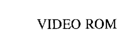 VIDEO ROM