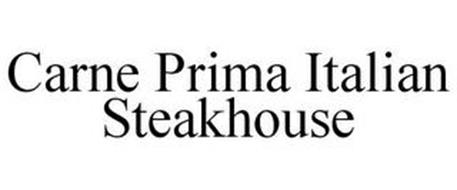 CARNE PRIMA ITALIAN STEAKHOUSE