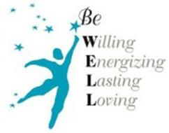 BE WILLING ENERGIZING LASTING LOVING
