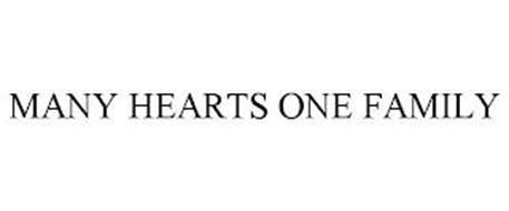 MANY HEARTS ONE FAMILY