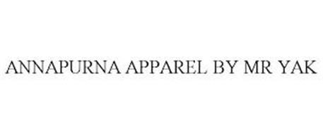 ANNAPURNA APPAREL BY MR YAK