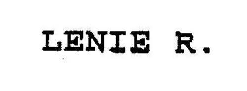 LENIE R.