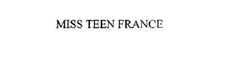 MISS TEEN FRANCE