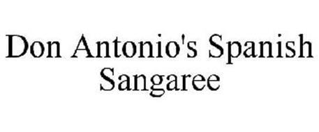 DON ANTONIO'S SPANISH SANGAREE