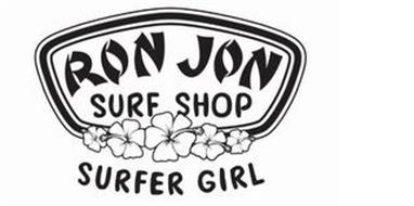 RON JON SURF SHOP SURFER GIRL