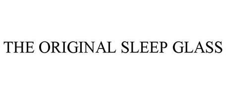 THE ORIGINAL SLEEP GLASS