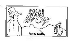 POLAR WAVE ICE CAP ARCTIC CHILL