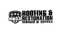 RRSA ROOFING & RESTORATION SERVICES OF AMERICA