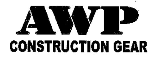 Awp Construction Gear Trademark Of Rooster Products