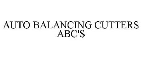 AUTO BALANCING CUTTERS ABC