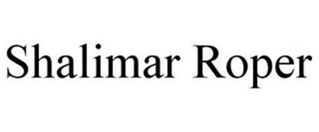 SHALIMAR ROPER