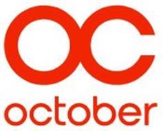 OC OCTOBER