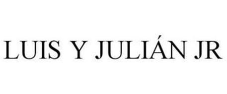 LUIS Y JULIÁN JR