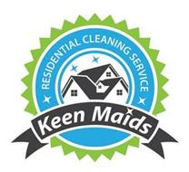KEEN MAIDS RESIDENTIAL CLEANING SERVICE