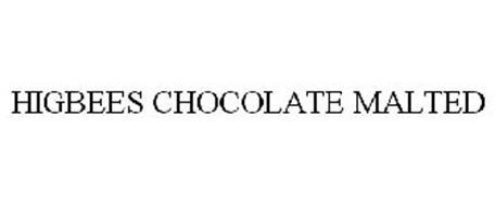 HIGBEES CHOCOLATE MALTED