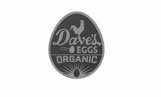 DAVE'S EGGS ORGANIC