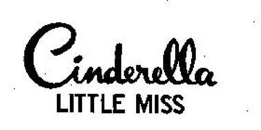 CINDERELLA LITTLE MISS