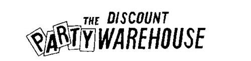 THE DISCOUNT PARTY WAREHOUSE