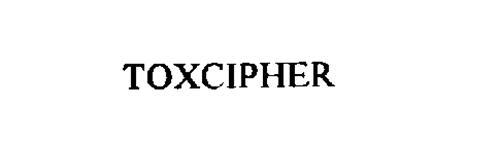 TOXCIPHER